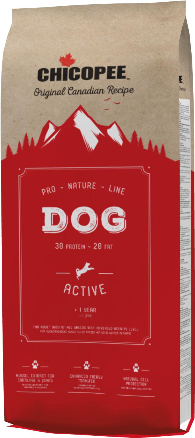 Chicopee PNL Dog Active
